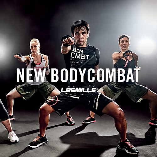 BODYCOMBAT SOCIAL NEW BODYCOMBAT